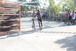 Bike in T2