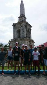 Pre-race Cebu Tourism